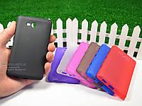 Силиконовый TPU чехол для Nokia Lumia 820