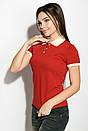 Поло женское 518F003 размер S, фото 4