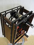Подставка для вина настольная ЛОФТ - 12, фото 6