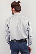 Рубашка Fra №878-43 цвет Серо-голубой, фото 2
