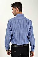 Рубашка 9021-26 цвет Синий, фото 2