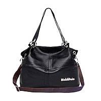 Стильная женская сумка WeidiPolo Черный
