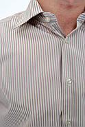Рубашка 732-6 цвет Бежевый, фото 2