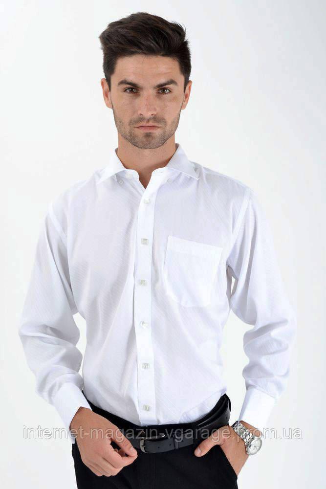 Рубашка 575-2 цвет Белый