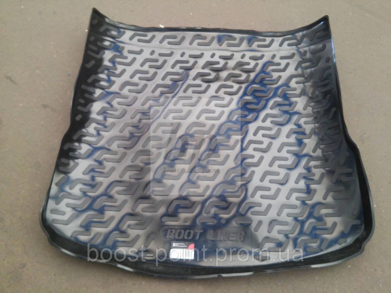 Коврик багажника (корыто)-полиуретановый, черный Mazda cx-5 (мазда сх-5) 2012+, фото 1