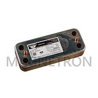 Теплообменник вторичный для газовых котлов Ariston 995945, фото 1