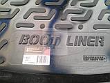Коврик багажника (корыто)-полиуретановый, черный Mazda cx-5 (мазда сх-5) 2012+, фото 3