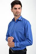 Рубашка 5-9060-8 цвет Синий, фото 4