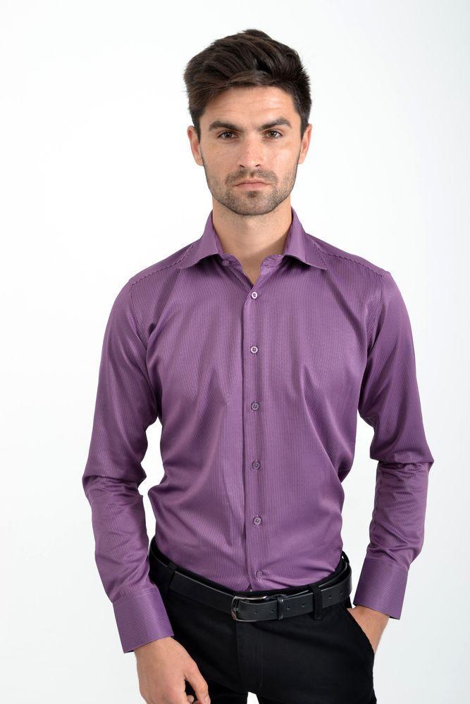 Рубашка 6С-9036-3 размер 43