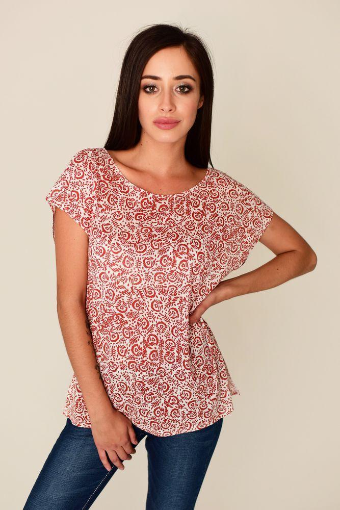 Блуза женская 516F450 размер XS