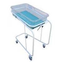 Кроватка медицинская для новорожденного, Кроватка новорожденного с ванночкой