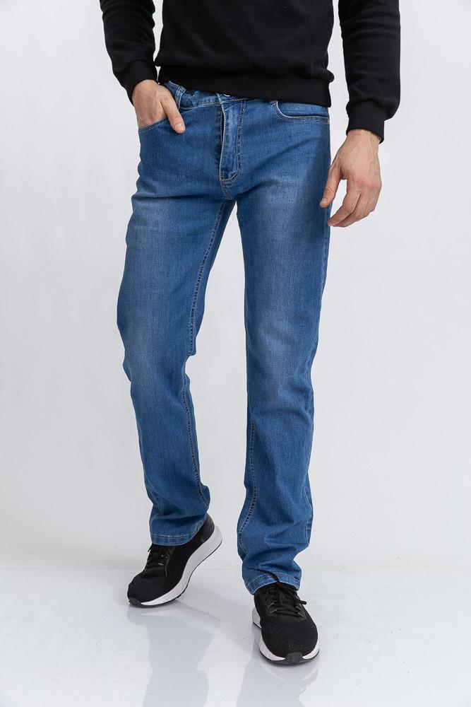 Джинсы мужские 129R6005 цвет Синий