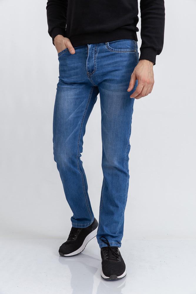 Джинсы мужские 129R6003 цвет Синий