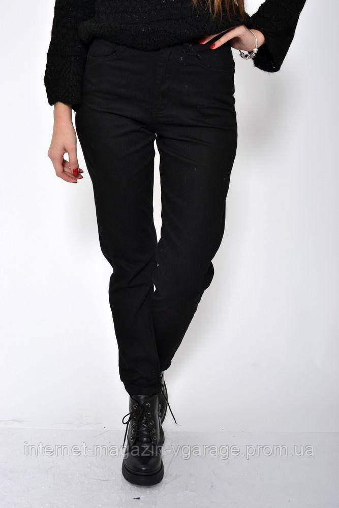 Джинсы женские 123R17398 цвет Черный