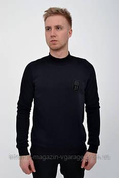 Батник мужской 119R714 цвет Черный
