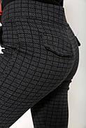 Брюки женские 117R027F цвет Темно-серый, фото 2