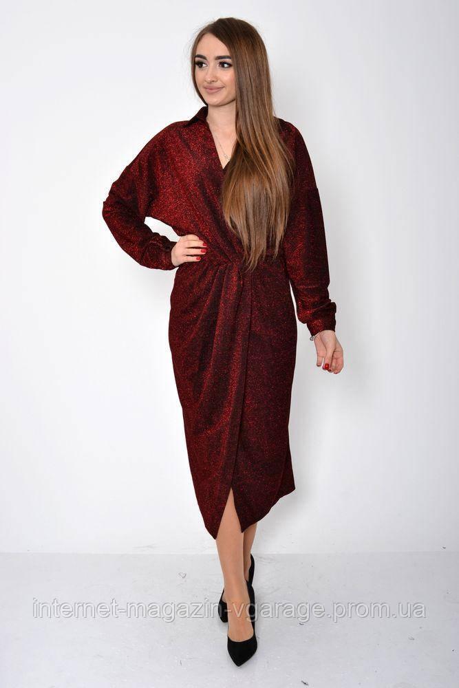 Платье женское 115R361A цвет Красный