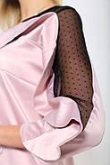 Платье женское 115R358Y цвет Розовый, фото 2