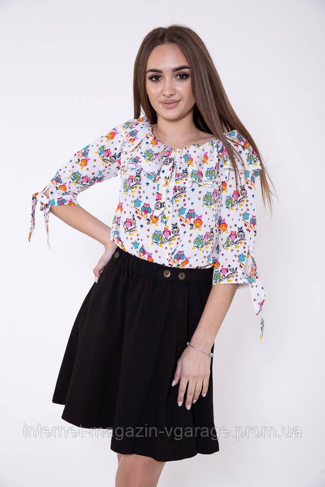Блуза женская 115R2881 цвет Белый