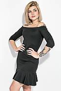 Платье женское 115R276-1 цвет Черный, фото 5
