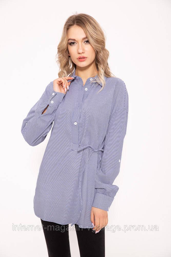 Блузка женская 115R199 цвет Сине-белый
