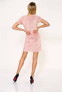 Платье женское 115R156 цвет Пудровый, фото 3
