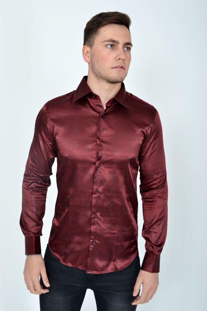 Рубашка 113RPass003 размер M