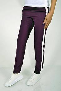 Леггинсы женские 109R032(0111) цвет Фиолетовый