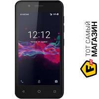 2e E450A 2018 Dual Sim Black мобильный телефон недорогие сенсорный моноблок 3G, EDGE, GPRS черный