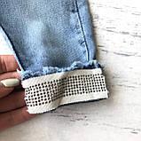 Летний джинсовый костюм на девочку. Размер  3 года, фото 3