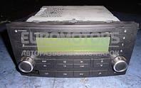 Магнитола штатная под диски CD, Radio-05 VW Touareg  2002-2010 7L6035195