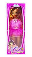 """Музыкальная кукла """"Модница"""" (в розовом платье) 7Toys 88018-14 ( TC130148)"""