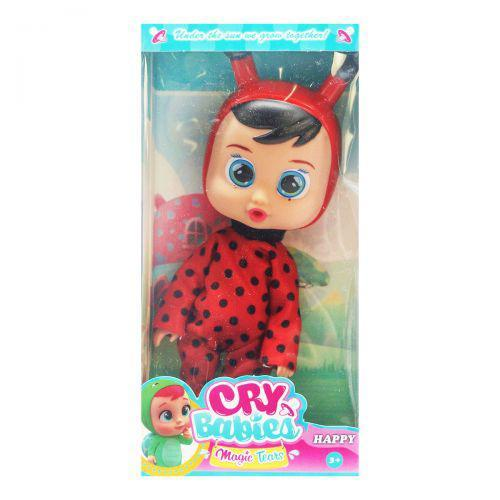"Кукла ""Cry Babies"" (красный) 7Toys AA2014 ( TC127432)"