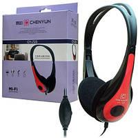 Наушники CHENYUN CY-723 с микрофоном