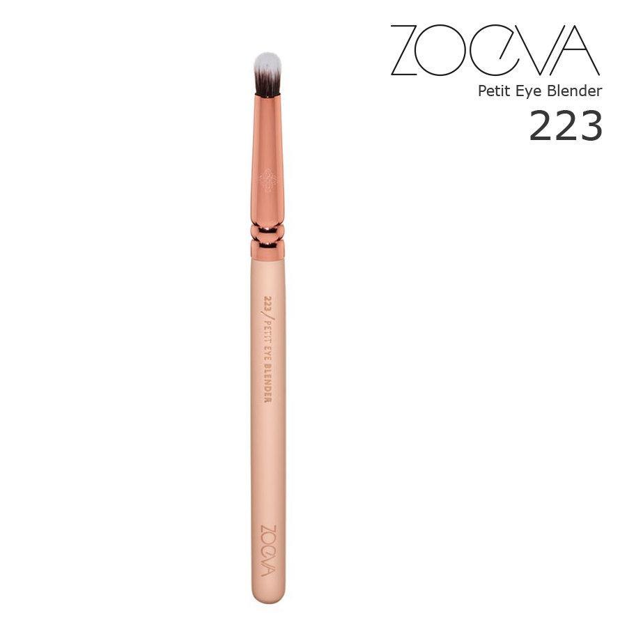 Кисть для теней Zoeva 223 Rose Golden