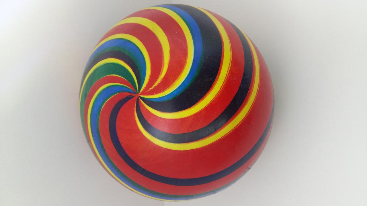 Мячи радужные kngkompani 20 см 4штуки