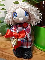 Домовенок Кузя - кукла ручной работы