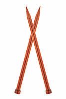 31152 Спицы прямые 8.00 mm - 25 cm Ginger KnitPro