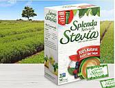Стевия без горького послевкусия Splenda сахарозаменитель 140 стиков США 280 g