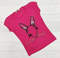 Детская футболка для девочек 1-4 года