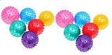 Мячики массажные 8см 12штук, фото 2