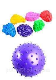 Мячики массажные 8см
