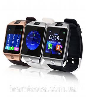 Смарт-часы Smart Watch DZ09 Black, фото 2