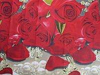 Ткань для пошива постельного белья бязь голд Рандеву, фото 1