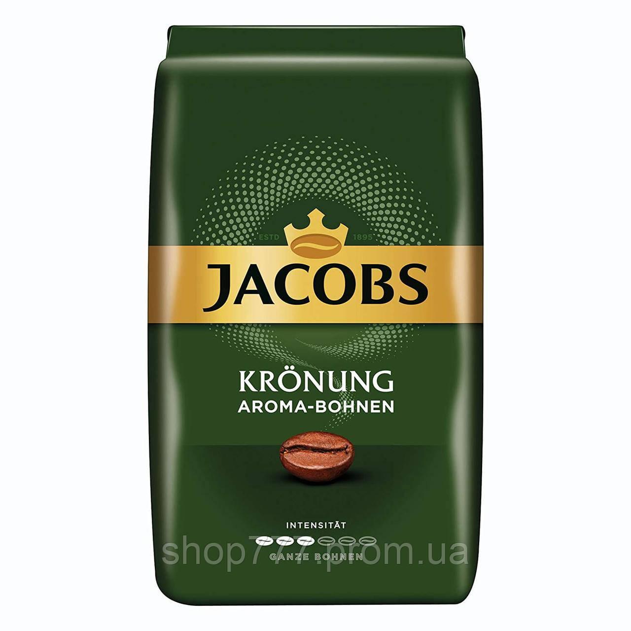 Jacobs Kronun Кофе в зернах 500 г
