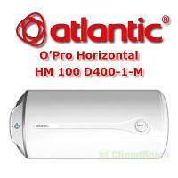 Водонагреватель Atlantic O'Pro Horizontal HM 100 D400-1-M белый