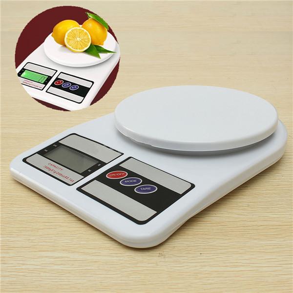 Весы кухонные почтовые бытовые Electronic SF-400 до 10 кг