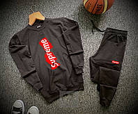 Мужской спортивный костюм от Supreme (2 разных цвета)