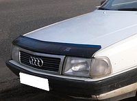 Дефлектор капота (мухобойка) Audi 100 (кузов C3) (ауди с3 1983-1991)