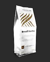 Натуральна кава Бразилія Сантос